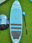 10'4 FANATIC inflatable paddleboard