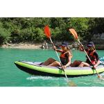 """ITIWIT Inflatable Kayak GREEN (2 man) """"KATHERINE"""""""