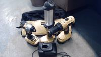 Cordless Drill and Driver Kit 18v (DeWalt)