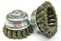 Wire Brush Cup
