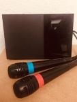 Playstation 2 Karaoke-Set