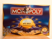 Monopoly Euro Edition
