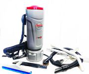 Floor Sander Dust Containment System
