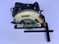 GMC Circular Saw in Hard Case