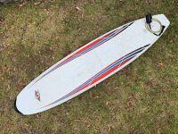 """BIC 7'9"""" Malibu Surfboard"""
