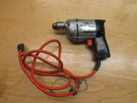 """3/8"""" Corded Power Drill"""