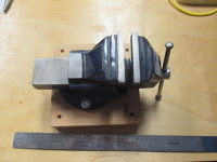 """5"""" Bench Vice"""