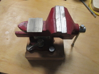 "3"" Bench Vice"