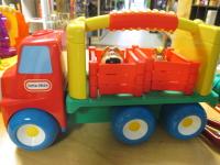 Animal truck toy