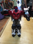 "5.5"" Transformer Optimus Prime toy"