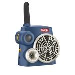 Portable Ryobi Radio
