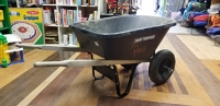 True Temper 6 cubic ft Wheelbarrow