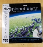 Planet Earth interactive DVD game