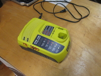 """Ryobi """"One+ Charge Centre"""" Battery Charger"""