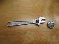 6 inch Adjustable Wrench