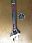 Adjustable Wrench 8