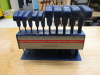 10-pc T-Handle Hey Key Set