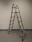 Telescopic ladder (7x7 steps)
