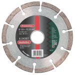 Segment Diamond Disc (125 mm)