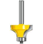 Ball bearing corner rounding bit (S8 - R8)