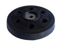 Hard backing pad for angle grinder (112 mm)