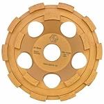 Diamond cup grinding wheel (125 mm)