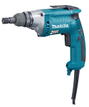 Corded screwdriver with torque clutch