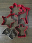 Cookie Cutters - Christmas