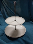 Cake Stand, 2 Tier