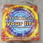Game - Articulate! Your Life Game