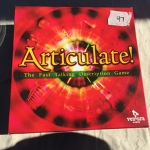 Game - Articulate! The Fast Talking Description Game