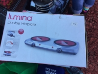 Double Hotplate (Electric)