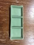Green Ceramic Dish
