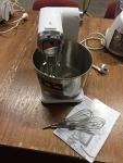 Cake Stand Mixer - Sunbeam Fiesta Folding MixMaster