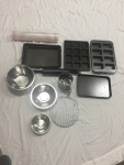 Baking Set In Box - Multiple Items (See Photo)