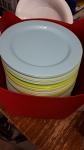 Catering - Melamine Plates, 50 pieces