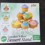 Wilton Cupcakes 'N More Dessert Stand