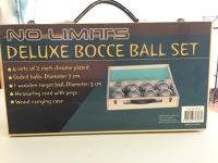 Game - Bocce Ball Set