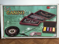 Game - 3 in 1 Casino