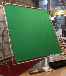 Glow 8'x8' Portable Butterfly Light Modifier Collapsible Kit (C-stands not included)