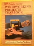 Woodworking Projects Yearbook / Popular Science Books