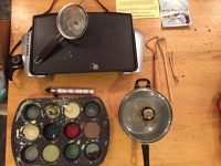 Encaustic Art Kit