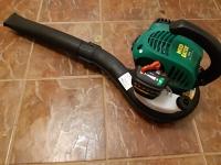 Gas Powered Leaf Blower