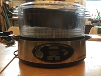 Vegetable and Food Steamer