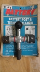 Battery Post and Terminal Cleaner