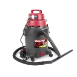 Wet/Dry Shop Vac (red lid)