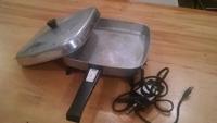 Electric frying pan