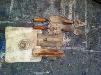 Plaster trowel