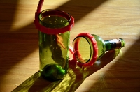 Glass Bottle Cutter (Kinkajou)