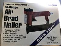 Air Brad Nailer